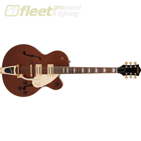 Grestch G2410TG Streamliner Hollow Body Single-Cut with Bigsby and Gold Hardware Laurel Fingerboard Guitar - Single Barrel (2804800593)