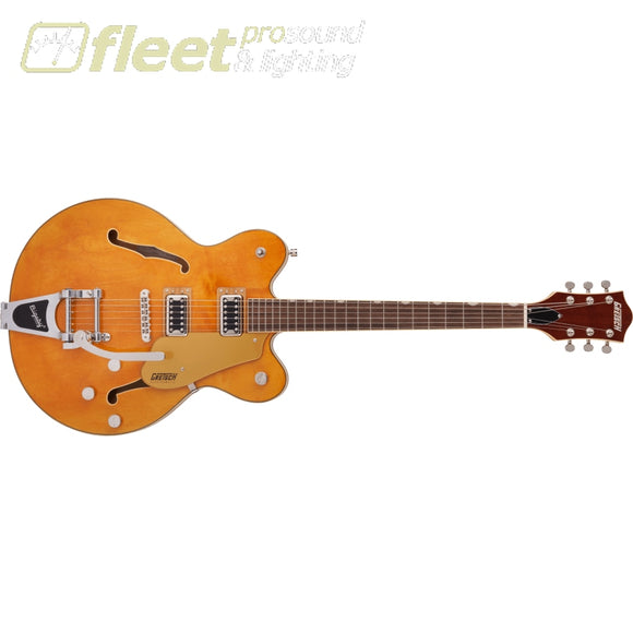 Grestch G5622T Electromatic Center Block Double-Cut with Bigsby Laurel Fingerboard Guitar - Speyside (2508300542) HOLLOW BODY GUITARS