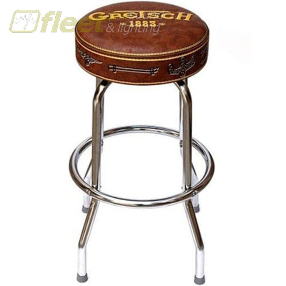 Gretsch 30 1883 Logo Barstool 9124756010 Studio Furniture
