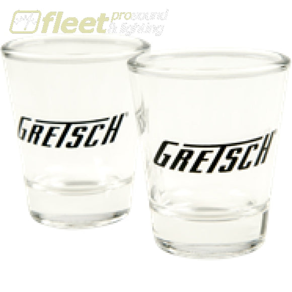 Gretsch 9227468002 Shot Glasses (2) NOVELTIES