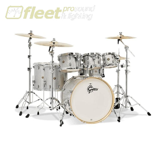 Gretsch Catalina Maple 7 Piece Shell Pack CM1-E826P-SS ACOUSTIC DRUM KITS