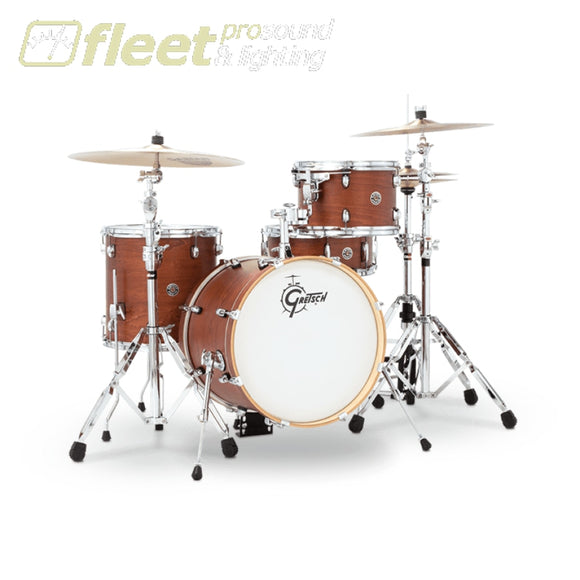 GRETSCH DRUMS CT1-J484-SWG Catalina Club Jazz Kit - Walnut Glaze ACOUSTIC DRUM KITS