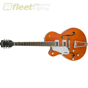Gretsch G5420Lh Electromatic® Hollow Body Single-Cut Left-Handed - Orange Stain (2516021512) Left Handed Electric Guitars