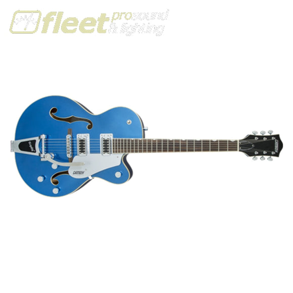 GRETSCH G5420T-FB Electromatic® Hollow Body Single-Cut with Bigsby® Fairlane Blue (2506011570) HOLLOW BODY GUITARS