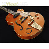 Gretsch G6120 Eddie Cochran Signature Hollow Body with Bigsby Rosewood Fingerboard Guitar - Western Maple Stain (2401259822) HOLLOW BODY