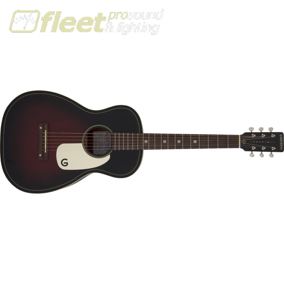 Gretsch G9500 Jim Dandy 24 Scale Flat Top Guitar - 2-Color Sunburst (2704000503) 6 STRING ACOUSTIC WITHOUT ELECTRONICS