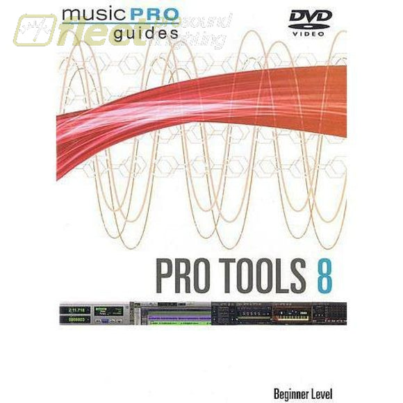 Hal Leonard Hl8155 Protools Instructional Dvd Instructional Dvds