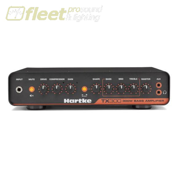 Hartke Tx300 Bass Amplifier Head Bass Heads