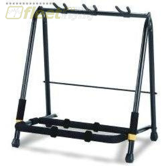 Hercules 3 guitar folding rack stand GUITAR STANDS