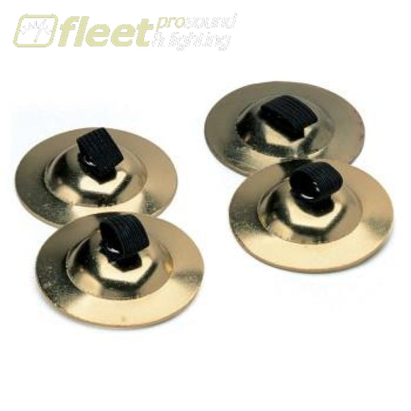 Hohner S2004 Finger Cymbals - Set Of 4 Cymbal Accessories