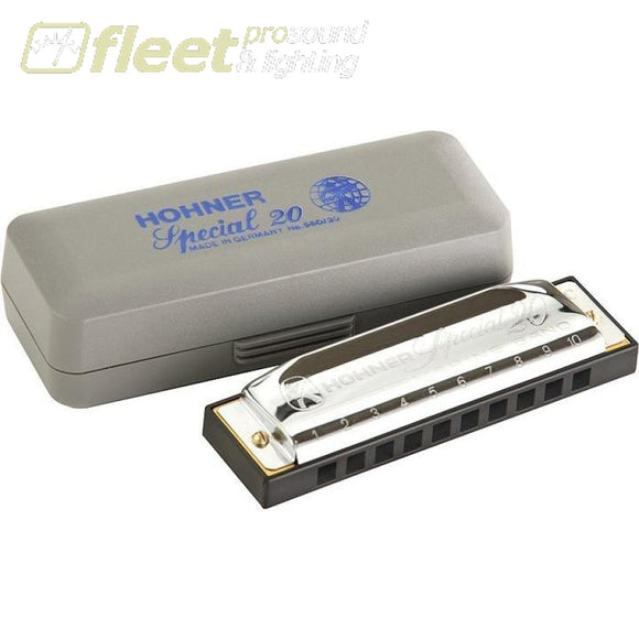 Hohner Special 20 560Bl-B B Diatonic Harmonica: The Sweetest Tone Ever Harmonicas