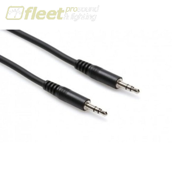 Hosa CMM-105 1/8S To 1/8S - 5 Recording Cable PATCH CABLES