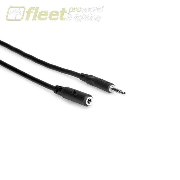 HOSA MHE-125 1/8 Stereo Male to 1/8 Stereo Female Headphone Extension Cable - 25' HEADPHONE ACCESSORIES