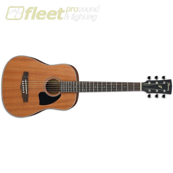 Ibanez Dreadnaught 3/4 Size Acoustic Guitar-Open Pore 6 String Acoustic Without Electronics
