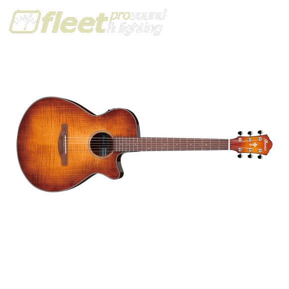 Ibanez AEG70VVH Acoustic Electric Guitar - Vintage Violin High Gloss 6 STRING ACOUSTIC WITH ELECTRONICS