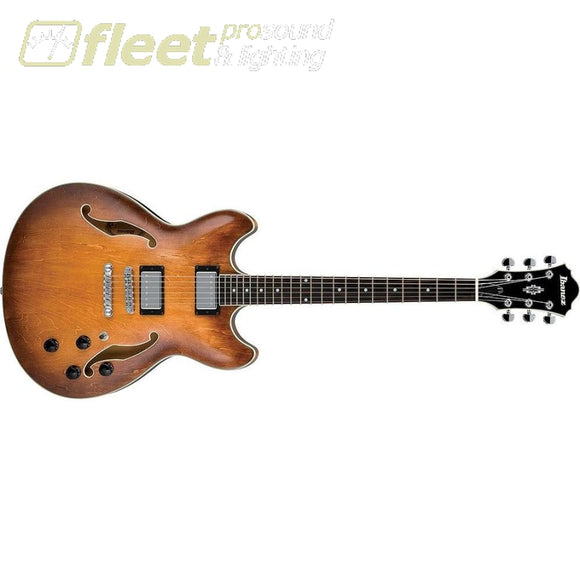 Ibanez As73-Tbc Artcore Series Hollow-Body Electric Guitar (Tobacco Brown) Hollow Body Guitars