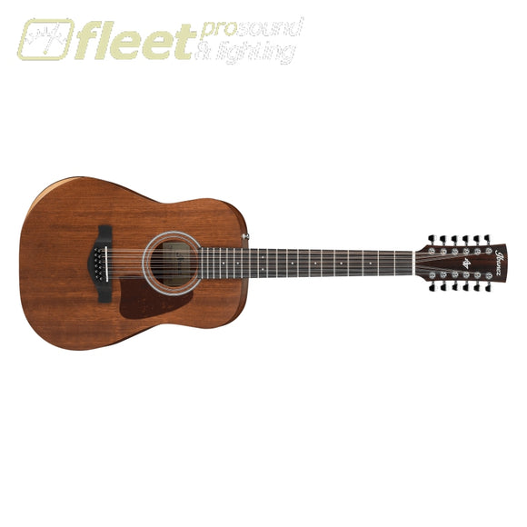 Ibanez AW5412JROPN Junior 12 String Acoustic Guitar - Open Pore Natural 12 STRING ACOUSTICS