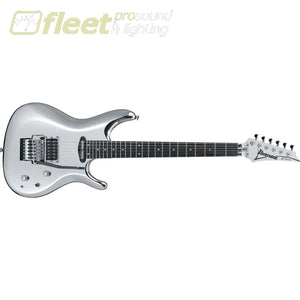 Ibanez JS1CR Satriani Chrome Guitar with Case LOCKING TREMELO GUITARS