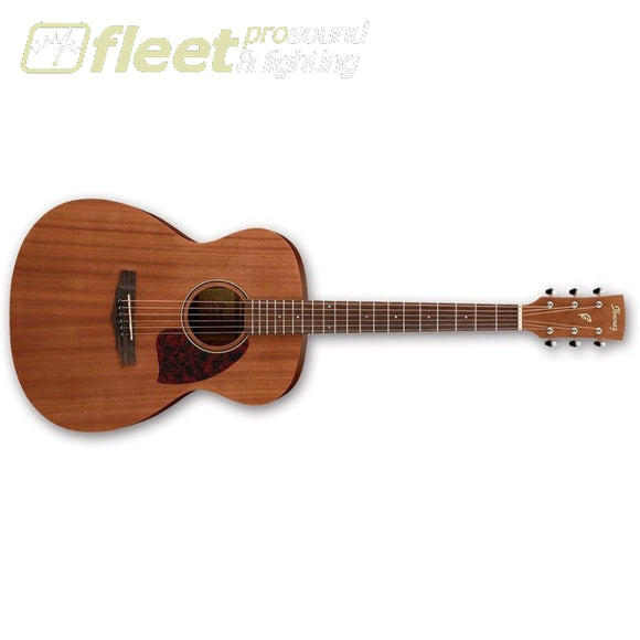 Ibanez PC12MH-OPN PF Series 6 String Acoustic Guitar in Open Pore Natural 6 STRING ACOUSTIC WITHOUT ELECTRONICS