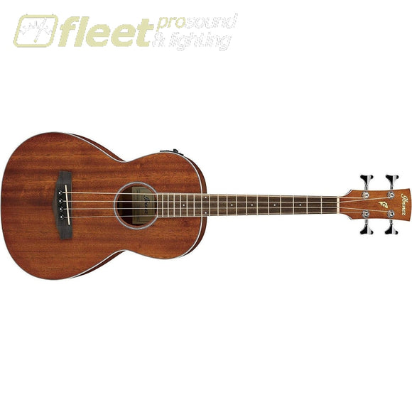 Ibanez Pnb14E-Opn Preformance Acoustic Bass - Open Pore Natural Acoustic Basses