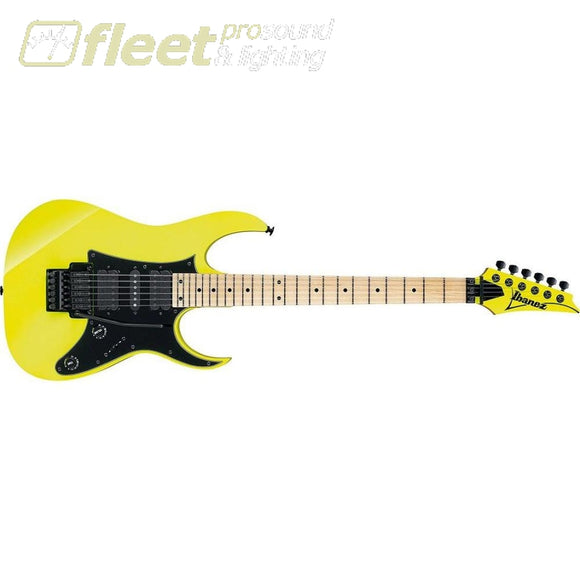 Ibanez Rg550-Dy Genesis Collection Rg Electric Guitar (Desert Sun Yellow) Locking Tremelo Guitars