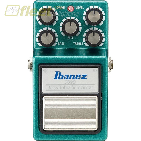 Ibanez Ts9B Bass Tube Screamer Bass Fx Pedals