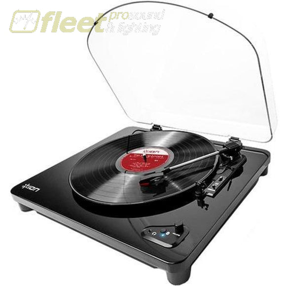 Ion Audio Air Lp Wireless Turntable With Usb Connection Belt Drive Turntables