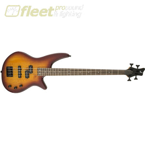 Jackson JS Series Spectra Bass JS2 Laurel Fingerboard Bass - Tobacco Burst (2919004520) 4 STRING BASSES