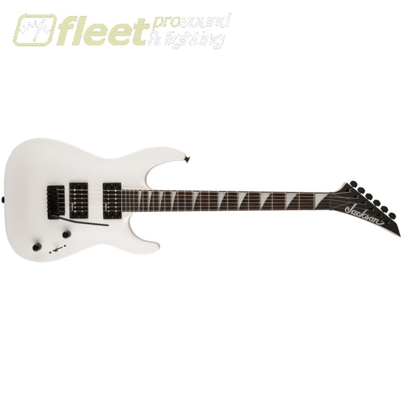 Jackson JS22-SW Dinky Arch Top Amaranth Fingerboard Guitar - Snow White (2910121500) SOLID BODY GUITARS