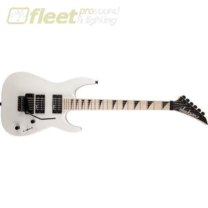 Jackson Js32 Dinky Dka-M 6 String Electric Guitar Maple Fingerboard Snow White - 2910238576 Locking Tremelo Guitars