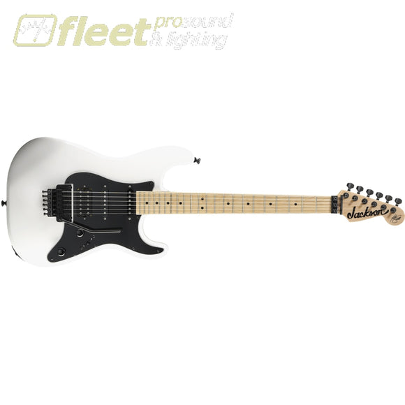 Jackson X Series Signature Adrian Smith SDXM Maple Fingerboard Guitar - Snow White (2913052576) LOCKING TREMELO GUITARS