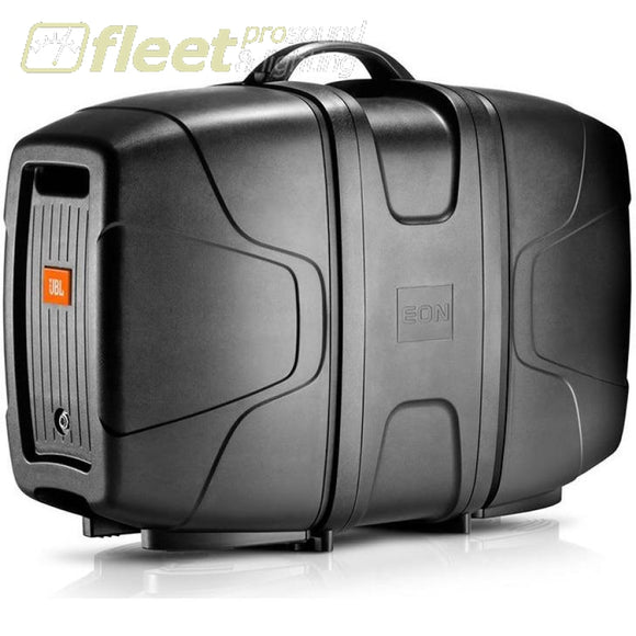 Jbl Eon206P Portable 6.5 Two-Way System With Detachable Powered Mixer Portable Sound Systems