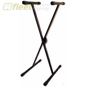 Keyboard Stand Kks650Bk Single Tier Keyboard Stands