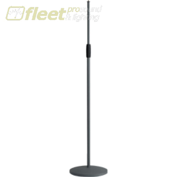 K&m 260-1 Round Base Microphone Stand Mic Stands