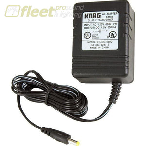 Korg 9V Power Supply Power Supplies