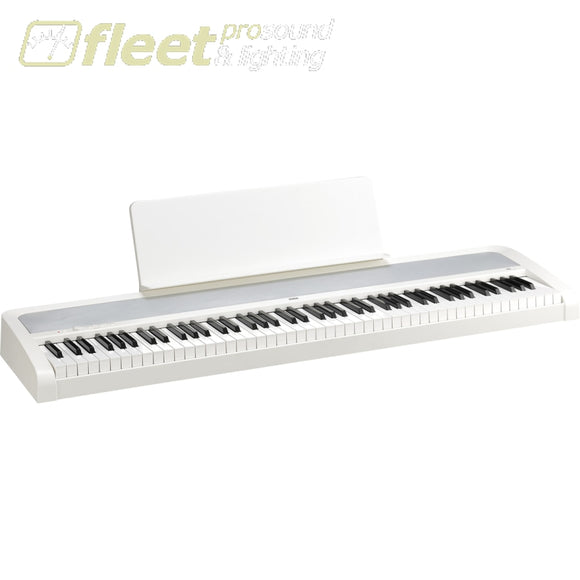 Korg B2-WH 88 Key Stage Piano - White DIGITAL PIANOS