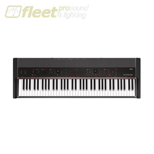 Korg Gs173 Pro Stage Piano With Kronos Sound Engine 73 Key Rh3 Graded Action Digital Pianos