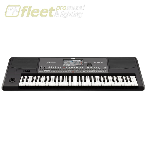 Korg PA600 61-Key Professional Arranger KEYBOARDS & SYNTHESIZERS