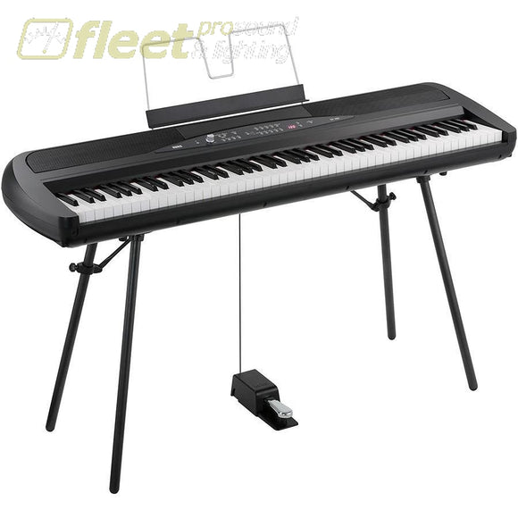 Korg Sp-280Bk Digital Piano Digital Pianos