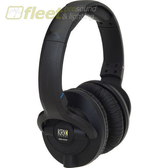 Krk Kns-6400 Studio Reference Headphones Studio Headphones