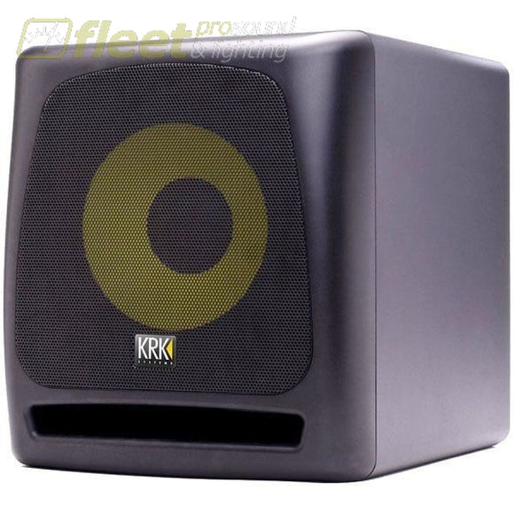 Krk Krk10S2 Rokit Powered Subwoofer Powered Studio Monitors - Subwoofers