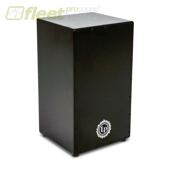Latin Percussion 1428Ny Black Cajon Cajon