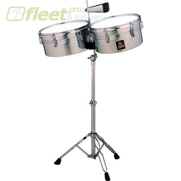 Latin Percussion Timbale Set Lpa256 Timbales