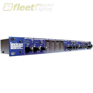 Lexicon Mx200 Dual Effects Processor Effects Processors