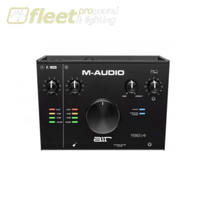 M-AUDIO AIR192x4 2-IN/2-OUT USB AUDIO INTERFACE USB AUDIO INTERFACES