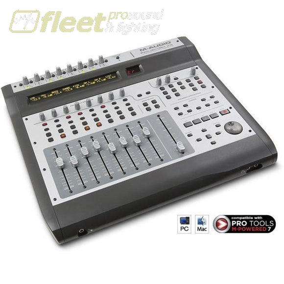M-Audio PROJECTMIX I/O Firewire Control Surface Audio Interface DAW CONTROL SURFACES