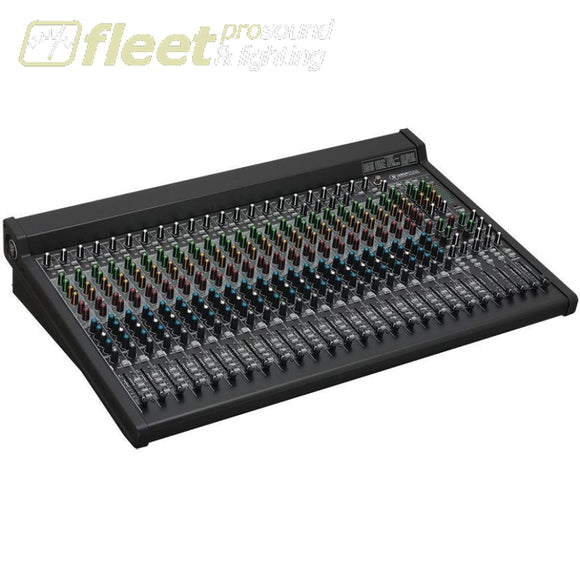 Mackie 2404-Vlz4 24 Channel Mixer Mixers Over Inputs