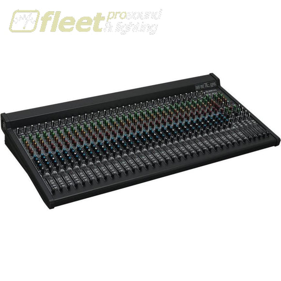 Mackie 3204-Vlz4 32 Channel Mixer Mixers Over 24 Inputs