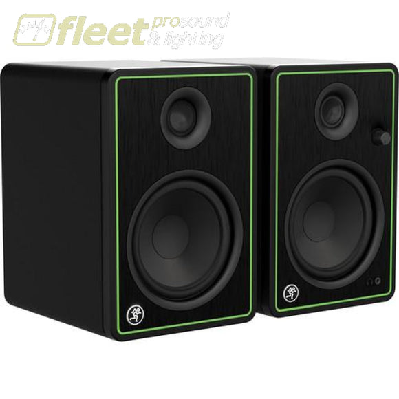 Mackie CR5-XBT Creative Reference Series 5 Multimedia Monitors with Bluetooth (Pair) POWERED STUDIO MONITORS - FULL RANGE