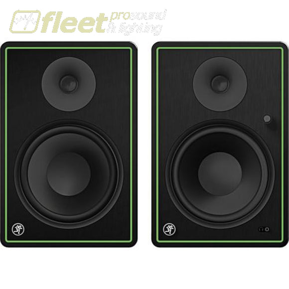 Mackie CR8-XBT Creative Reference Series 8 Multimedia Monitors with Bluetooth (Pair) POWERED STUDIO MONITORS - FULL RANGE